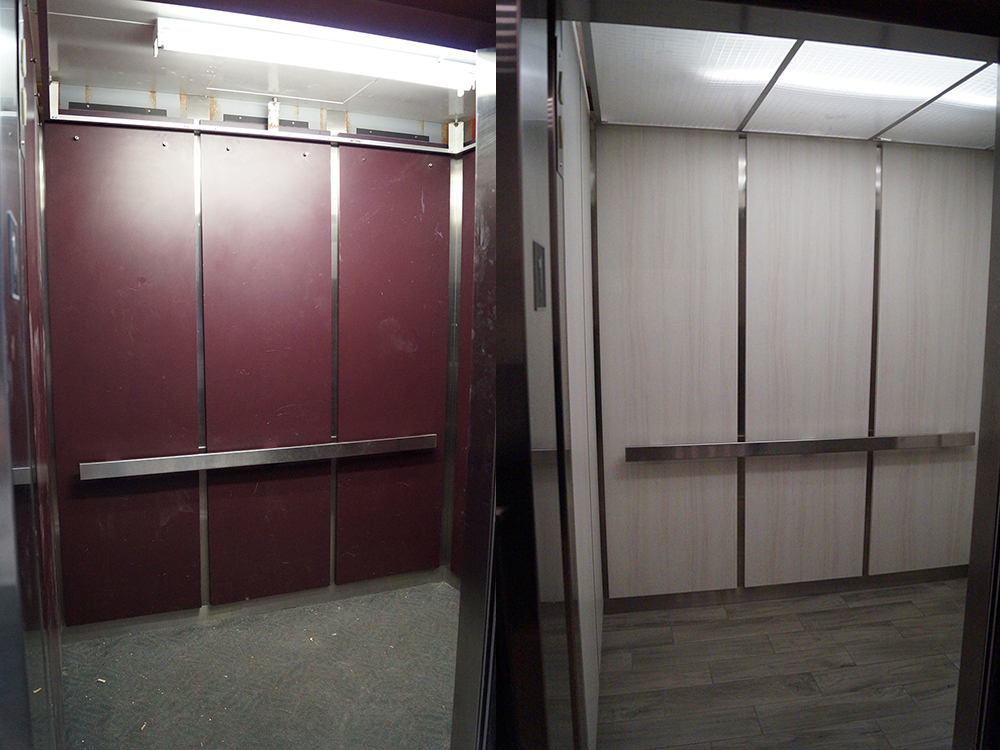Elevator-Before-After